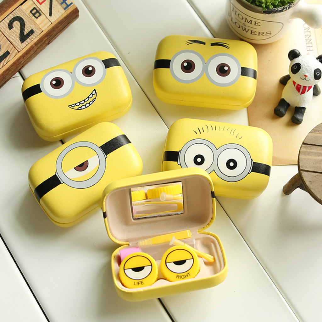 Luxury Box Softlens Minion
