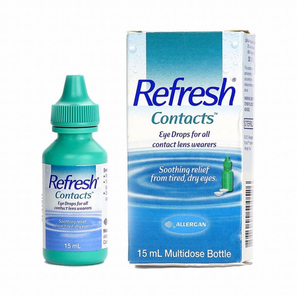 Tetes Mata Refresh 15ml. Premium Quality