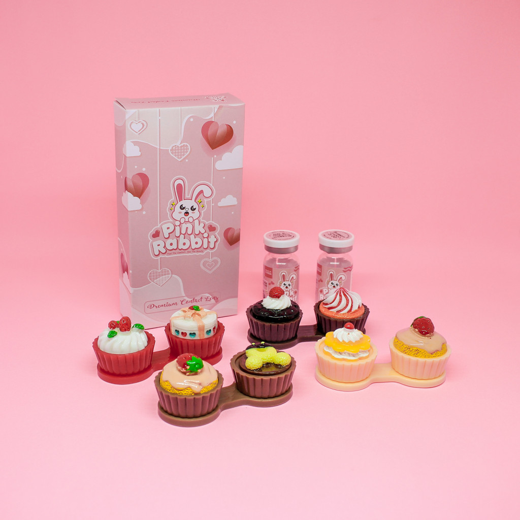 Cute Cupcake 4in1 Case