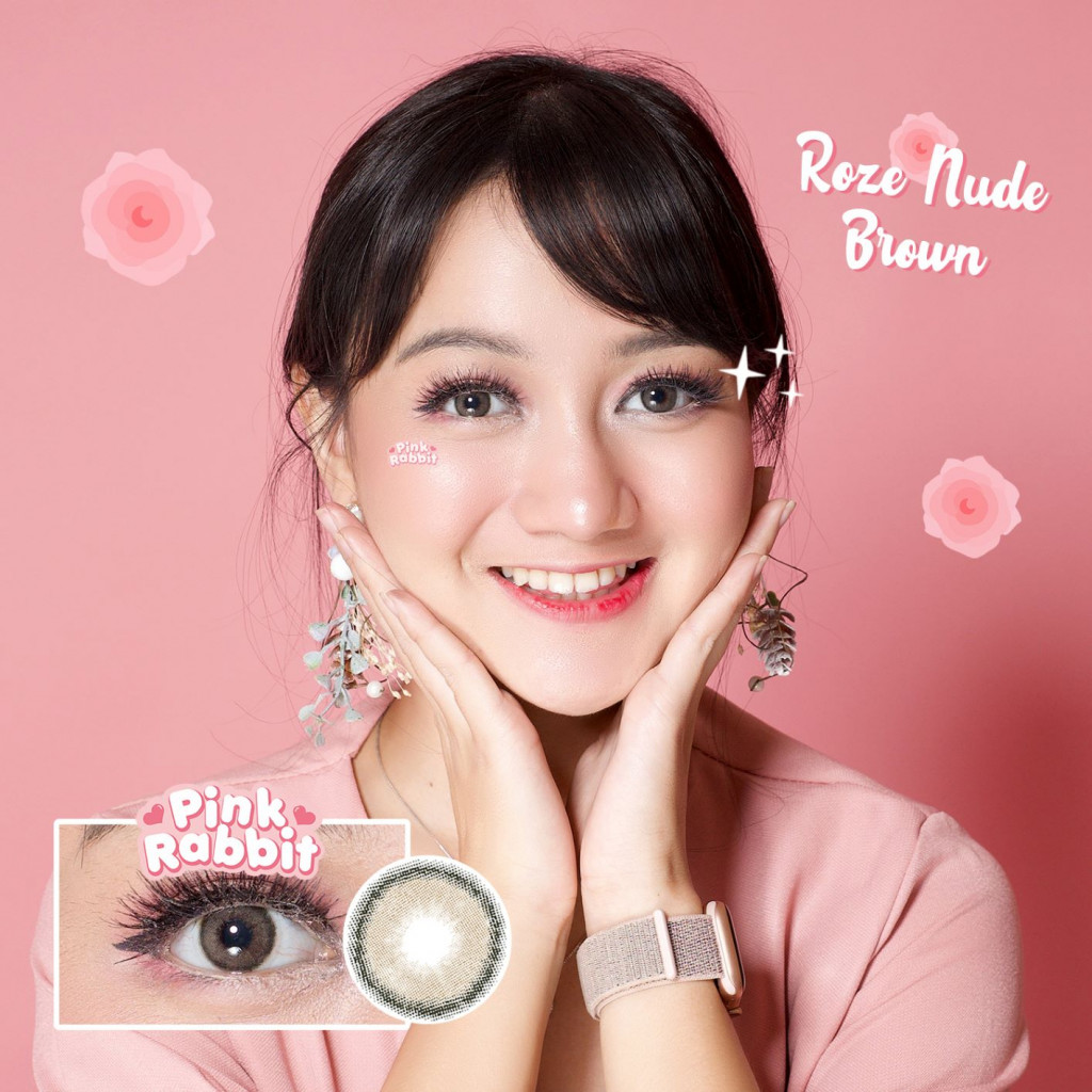 Roze Nude Brown